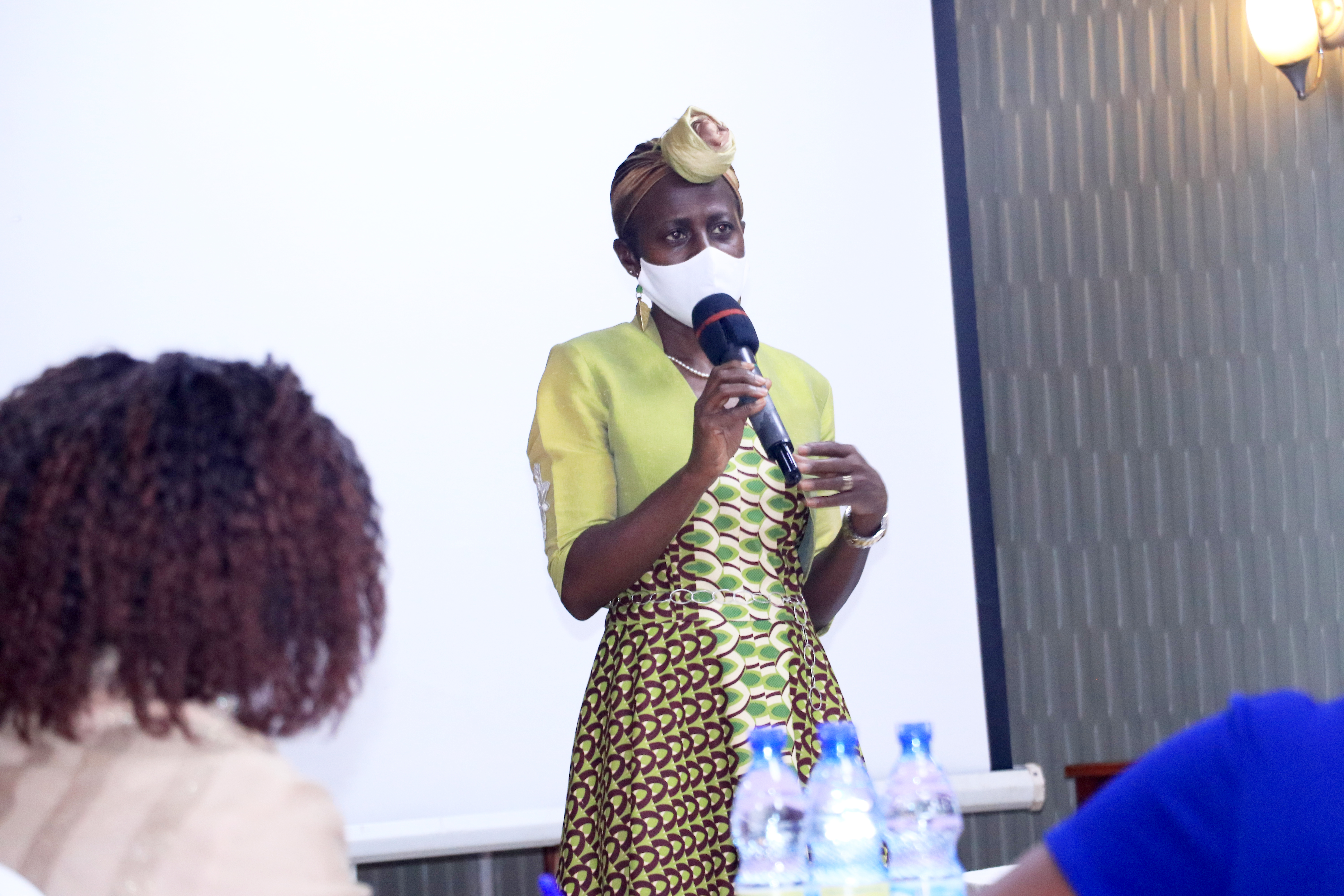 Dr. Olive C. Kobusingye, Senior Research Fellow PI, Trauma, Injury, & Disability Makerere University School of Public Health Distinguished Fellow, the George Institute for Global Health, Australia and Board Chair, the Road Traffic Injuries Research Network